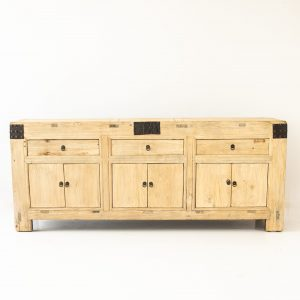 Elm 6 Door 3 Drawer Buffet