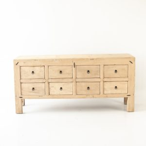 Elm 8 Drawer Buffet
