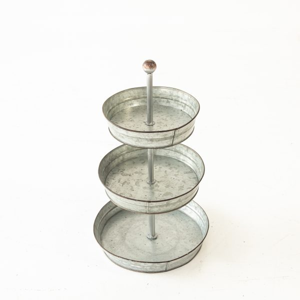 Small 3 Tier Metal Stand