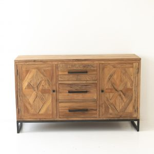 Teak Mascio 2 Door Buffet